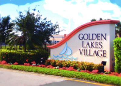 Golden Lakes Village Phase A - West Palm Beach, FL